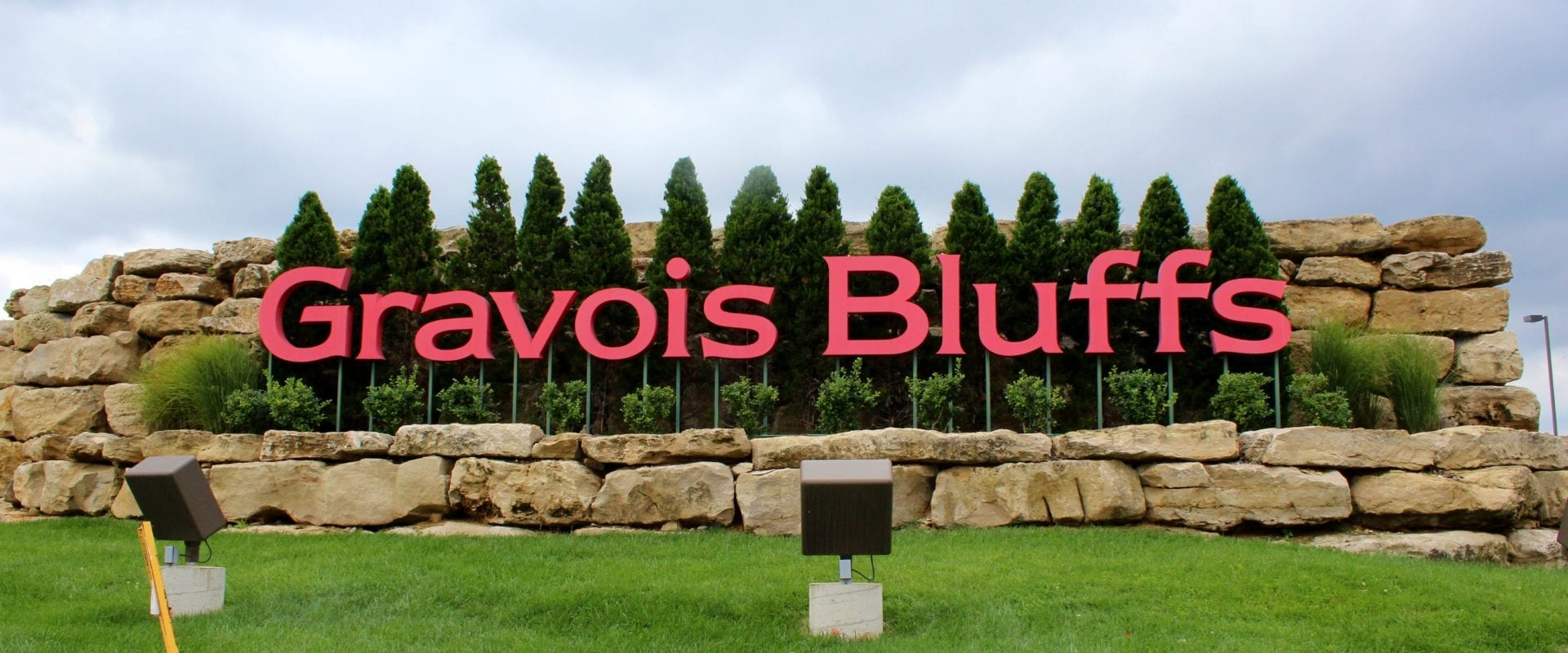 Gravois Bluffs Plaza